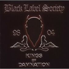 "BLACK LABEL SOCIETY ""KINGS OF DAMNATION""  CD NEU"
