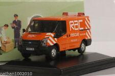 Modellini statici furgoni