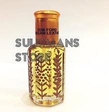Tom Ford Tuscan Leather - 11ml (0.37oz), 100% perfume oil - Alcohol Free