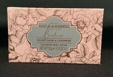 Baylis & Harding, Boudoire Collection Velvet Rose & Cashmere Cleansing Soap