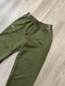 Under Armour Loose Sweatpants Athletic Pants Men's Size Large L LG Camo