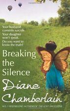 Breaking the Silence,Diane Chamberlain