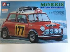 Tamiya 1:24 Morris Mini Cooper 1275S Rally