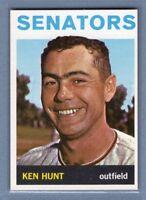 1964 Topps #294 Ken Hunt EX-MT    GO438