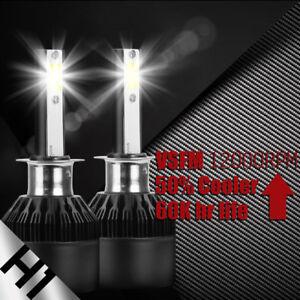 H1 LED Headlight Conversion Kit 388W 38800LM Light Lamp Bulb White 6000K Power