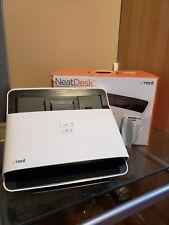 Neat Desk Pass-Through Scanner