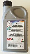 1 L ATF OLIO DCG 2 DOPPIA FRIZIONE riduttori BMW VW Audi MB FORD PORSCHE DBV