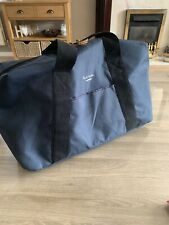 Paul Smith London Parfums Navy Holdall / Duffle/ Overnight Weekend bag
