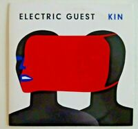 ELECTRIC GUEST : KIN ♦ CD ALBUM PROMO ♦ sunshine soul grooves & sugar candy HOOK