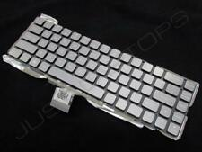 Genuine Dell Adamo XPS US English QWERTY Chrome Keyboard 0T885P T885P