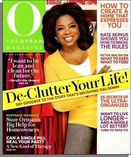 O The Oprah Magazine - 2011, March - De-Clutter Your Life, MDMA