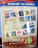 Celebrate the Century 1900s The Dawn of the 20th Century Stamp Collection Mint