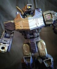 CUSTOM TRANSFORMERS: Custom Painted - Metallic, Voyager Class SHOCKWAVE
