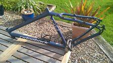"Ridgeback 19"" Alluminium MTB Hardtail mountain bike frame Shimano crankset"