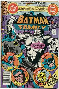 DETECTIVE COMICS#482 VF 1979 DC BRONZE AGE COMICS. $6 UNLIMITED SHIPPING!