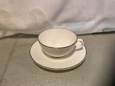 Royal Doulton England Carousel H.4975 English Bone China Teacup and Saucer