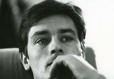 ALAIN DELON PHOTO DE PRESSE CINEMA