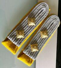 Spalline tedesche da Capitano Luftwaffe o Heer sew-in Captain shoulder boards