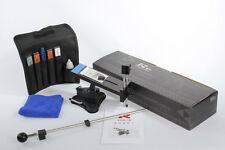 New Edge Pro Apex Style Fix-Angle Knife Sharpening System with Carry Case