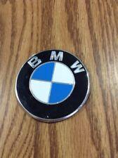BMW TOP ENGINE COVER EMBLEM ORNAMENT TIN OEM