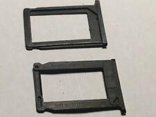OEM iPhone 3G/3GS Sim Tray - Black