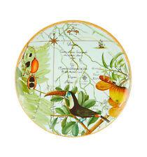 New listing Vista Alegre Amazonia Porcelain Xl Plate
