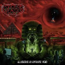 Illusions In Infinite Void by Sacral Rage (CD, Mar-2015, Cruz del Sur)