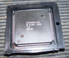 NEW Atari 520 1040 Mega STE Computer IC Chip C300589-001 SMT MCU + Glue 144 Pin