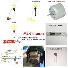 Mr. Christmas Animated Revolving Tree Toppers or Similar Part Motor Kit