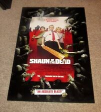 Shaun of the Dead Original One Sheet Movie Poster 2004 Mint