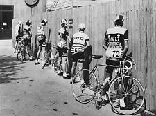 "GIRO D'ITALIA 1973 ""BREAK TIME"" RARE RETRO CYCLING POSTER"