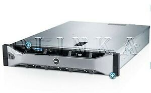 """NEW DELL POWEREDGE R520 SERVER 8 HDD 3.5"""" BAYS CHASSIS KCHY4 9JFWW"""