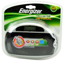 Caricabatterie UNIVERSALE ENERGIZER con display  per tutte le pile AA-AAA-C-D-9V