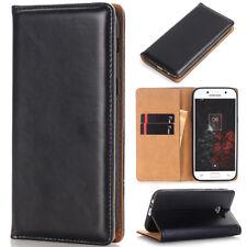 Samsung Galaxy S7 Hülle Handy Tasche Flip Case Schutzhülle Premium Cover Etui