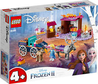 41166 LEGO Disney Princess Frozen II Elsa's Wagon Adventure 116 Pieces Age 4+