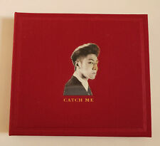 TVXQ DBSK Tohoshinki The 6th Album Catch Me Korea Press CD No Photocard