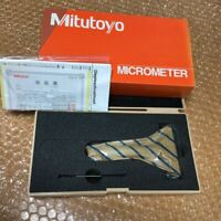 Single Form Depth Micrometer 25Mm Mitutoyo Dms60-25 128-101