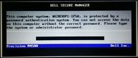 DELL  1F5A 3A5B BIOS PASSWORD REMOVAL