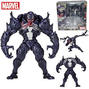 Spider-Man Marvel VENOM No.003 Action Figures Yamaguchi Revoltech Kaiyodo Toy