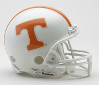 TENNESSEE VOLUNTEERS VOLS RIDDELL FOOTBALL MINI HELMET NEW IN BOX