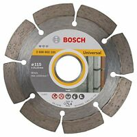 Genuine Bosch Diamond Cutting Blade 115mm Professional Universal 2608602191