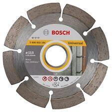 Genuine Bosch Diamond Cutting Blade 115mm Professional Universal 2608602191