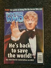Doctor Who Magazine - Issue 286
