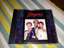 DANGEROUS LIAISONS CD SOUNDTRACK SCORE - RARE AND OOP - GEORGE FENTON