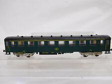 eso-7672Fleischmann 5051 H0 Personenwagen SNCB 11.110 1.Kl. sehr guter Zustand,