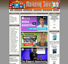 Marketing Services Store Website Make Money From Home Amazon Adsense