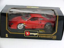 Ferrari F40 1987 BBurago