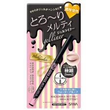 SANA Japan Super Quick Melty Gel Eyeliner Pencil Waterproof - 2mm ultra fine tip