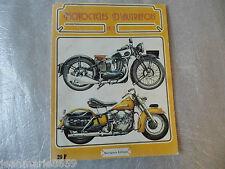 MOTOCYCLES D AUTREFOIS N° 2 (ANNEE 1979) bon etat : petite déchirure/Couverture