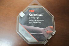 3M Scotchcal 72092 Striping Tape, Elite Dark Canyon Red, 3/16 in